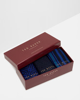 Ted Baker Three pack sock set