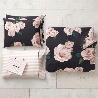 Pottery Barn Teen Emily & Meritt Bed of Roses Duvet Bundle Set