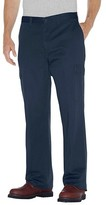 Dickies Men's Big & Tall Loose Straight Fit Cotton Cargo Work Pant