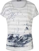 Olsen T-Shirt Maritime Motif