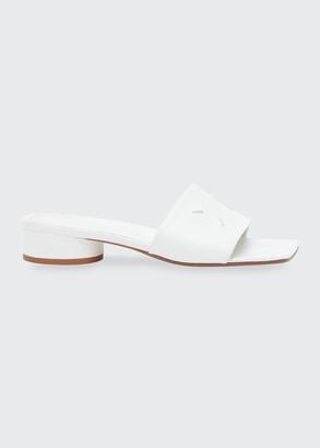 Maison Margiela Four Stitch Slide Sandals