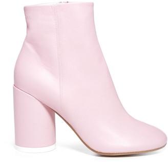 MM6 MAISON MARGIELA Block Heel Boots