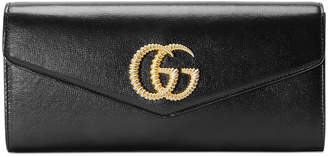 Gucci GG Marmont Broadway Small Evening Clutch Bag