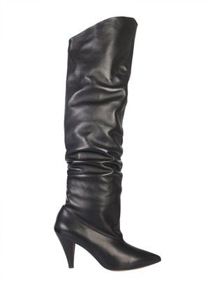 Givenchy Soft Nappa Leather Boots