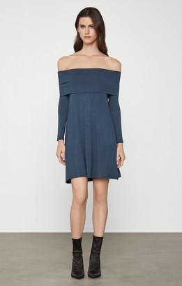 BCBGMAXAZRIA Abril Off-the-Shoulder Dress