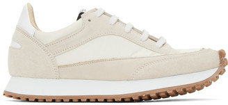 Spalwart Beige Tempo Low Sneakers