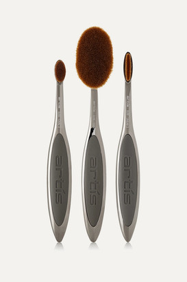Artis Brush Elite Smoke Three Brush Set - Gray