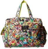 Ju-Ju-Be Be Prepared Messenger Diaper Bag