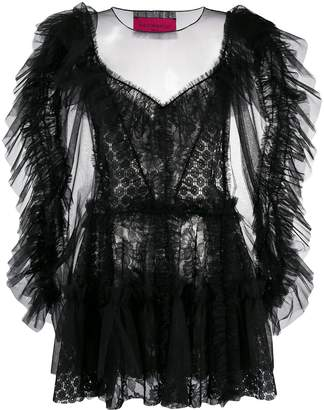 Viktor & Rolf Lady Victorian dress