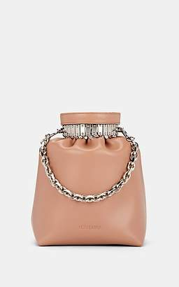 Altuzarra Women's Ice Leather Bucket Bag - Blush