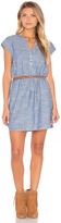 Joie Neha Chambray Dress