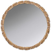 REGINA ANDREW Olive Branch Wall Mirror - Gold Leaf