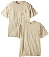 Dickies Men's Short Sleeve Pocket T-Shirts Two-Pack