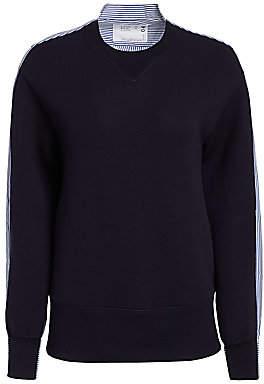 Sacai Women's Spronge Sweatshirt