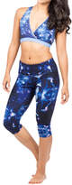 "Rumi X Leggings & Sports Bra Set ""Universe"""