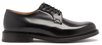 Church's Shannon Leather Derby Shoes - Mens - Black