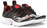 Nike Black Presto Print Kids Trainer