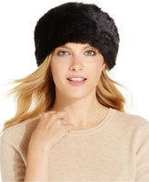 INC International Concepts Faux Fur Headband, Only at Macy's