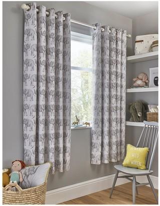 Sam Faiers Little Knightleys Sam Faiers Elephant Trail Curtains