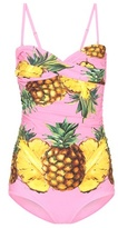 Dolce & Gabbana Pineapple printed swimsuit