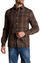 Threads 4 Thought Fleece Plaid Work Shirt