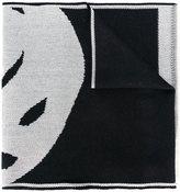 Alexander McQueen 'Big Skull' knit scarf - men - Wool - One Size