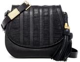 Foley + Corinna Charlotte Leather Saddle Bag