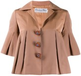 Christian Dior Pre Owned swing jacket