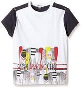 3 Pommes 3Pommes Boy's Cargo Club T-Shirt