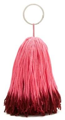Calvin Klein Wkaa14 Tassel Belt Charm - Pink Multi