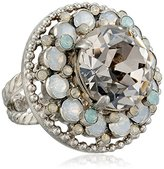 "Sorrelli Aegean Sea"" Stone-Studded Ring"