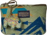 Pendleton Zip Pouch with Keychain Travel Pouch