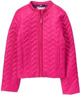 Gymboree Chevron Quilted Jacket