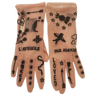 Gucci Beige Other Gloves