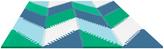 Skip Hop Blue & Green Playspot Geo Tiles