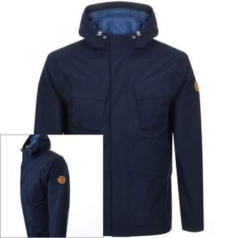 Timberland Mt Clay Waterproof Jacket Navy
