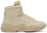 Maison Margiela Beige New Future Desert Sneakers