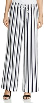 Calvin Klein Stripe Drawstring Trousers