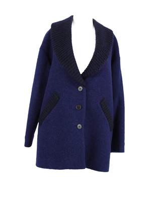Band Of Outsiders Navy Wool Jackets