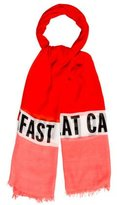 Kate Spade Eat Cake For Breakfast Scarf w/ Tags