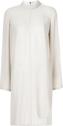 Rick Owens Moody Longsleeves Tunic dress