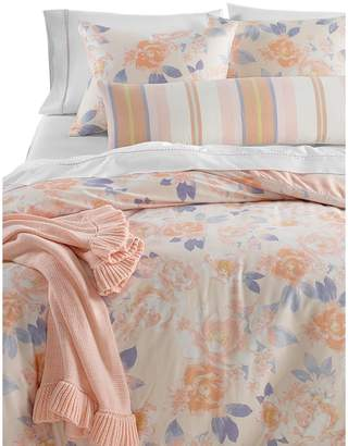 Martha Stewart Whim by Collection Exposed Floral Comforter Set