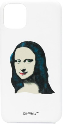 Off-White Monalisa iPhone 11 Pro max case