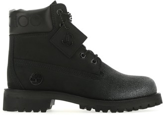 Jimmy Choo JC X Timberland Ankle Boots
