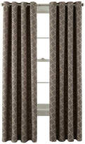 Martha Stewart Hampton Lattice 50 X 84 Lined Grmt Pnl