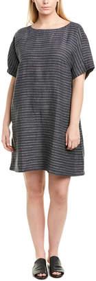 Eileen Fisher Linen Tunic Dress