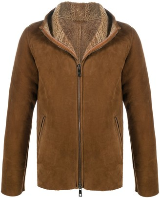 Gianluca Capannolo Lined Hooded Jacket