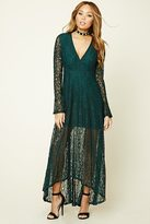 Forever 21 FOREVER 21+ Lace Maxi Dress