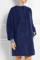 Vionnet Alpaca-blend cocoon coat