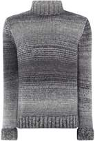 Minimum Heavy Knitted Roll Neck Jumper